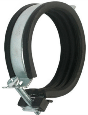 RUBBER LINE HOSE CLAMP